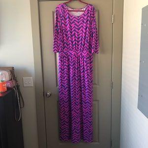 Lilly Pulitzer Nigella Maxi Dress